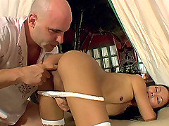 Tranny Amy Enjoys Anal Probing