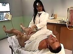 Doc shemale jump on dick from shemalehotties.com